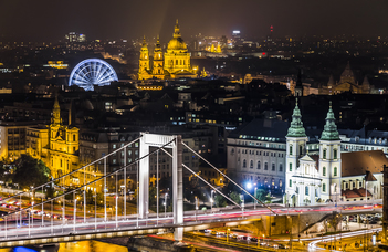 About Budapest