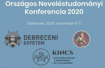 WP5 presentation at the 20th Hungarian National Conference on Education