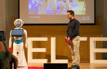 Watch all speeches of the first TEDxELTE conference!