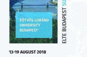 ELTE Budapest Summer University 2018
