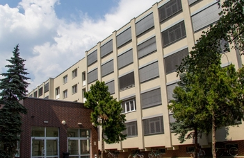 Building international relations at ELTE Kőrösi Csoma Sándor Dormitory