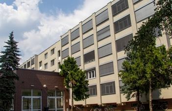 Building international relations at ELTE Kőrösi Csoma Sándor Dormitory