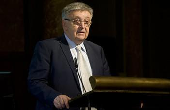 László Lovász received the Abel Prize