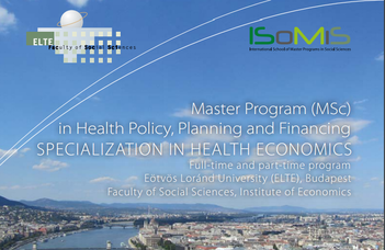 Last minute application to Health Policy, Planning and Financing MSc (September 2016 intake)