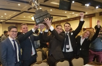 ELTE Law students are world champions