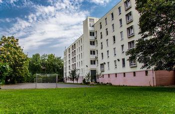Arrange housing