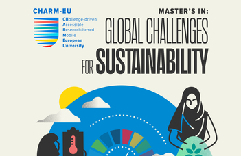 CHARM-EU is hosting an orientation week for its 'Global Challenges for Sustainability' master's