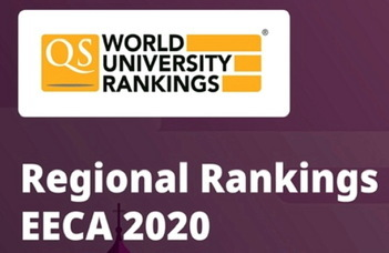 ELTE in leading position in the QS regional university rankings