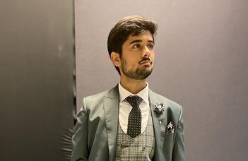Muhammad Shahzaib Siddiqui