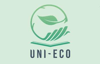 Sustainability report about university campuses by ELTE