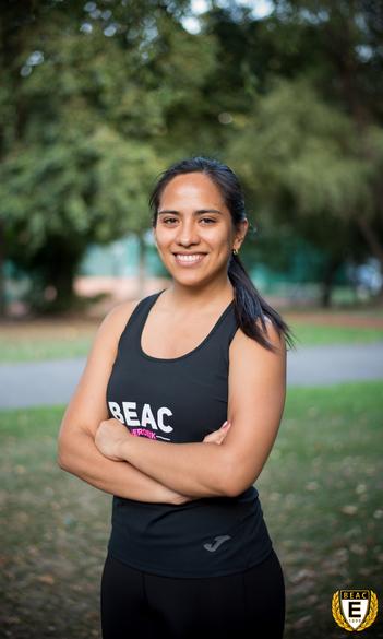 Interview with Andrea Aldeán, BEAC's coach from Ecuador