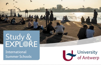 Summer School - Antwerp University