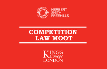 The success of our students at the Herbert Smith Freehills Competition Moot