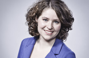 Katalin Sulyok won the Danubius Young Scientist Award