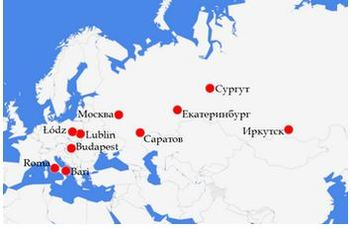 Press research in Russian emigration