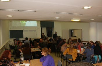 Open Day of the Faculty of Social Sciences' MA Programs