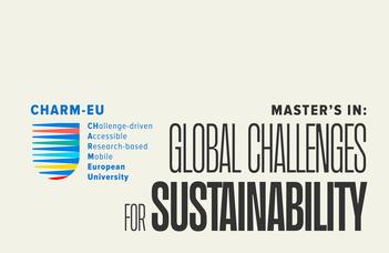Innovative master programme on sustainability starts in September 2021