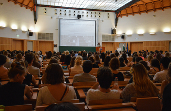 Orientation Days: The new international students have arrived