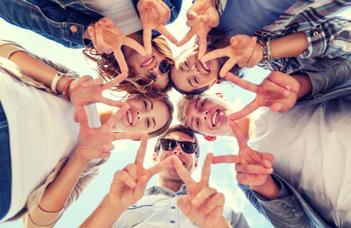 Being an international student - Intercultural Training