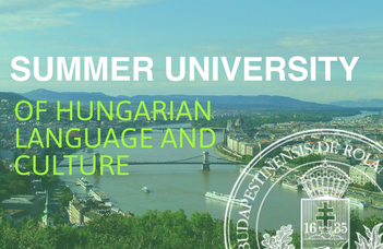 25th ELTE Summer University of Hungarian Language and Culture