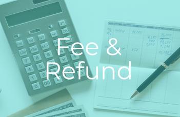 ELTE Budapest Summer University - fee and refund