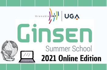 Ginsen, Grenoble international smart engineering summer school
