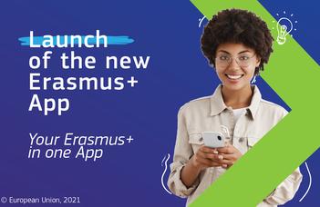 Consortium led by ELTE developed the new Erasmus+ App