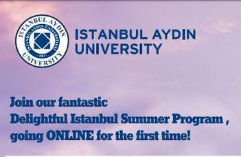 Online Summer Schools at Istanbul Aydin University