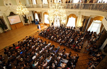 Opening Ceremony of the New Academic Year for International Students