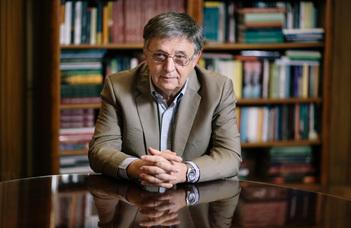 László Lovász receives the Abel Prize