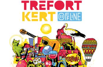 Trefort-kert Offline – the semester starts with a 4-day-long festival