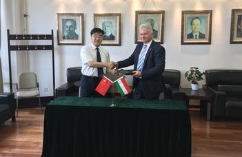 ELTE Delegation in China