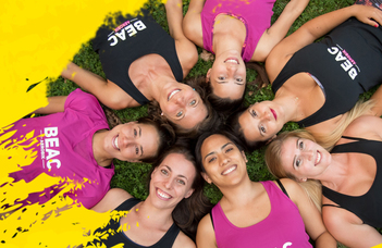 BEAC, the Sport Club of ELTE offers opportunitys to become fit and healthy during the semester.