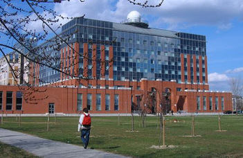 A new field of study is introduced at the ELTE Faculty of Informatics