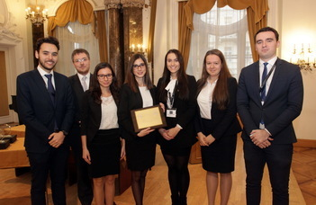 Our students of media law win the regional rounds