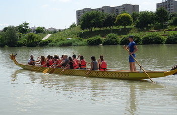 Water Sport Day with our International Student Ambassadors