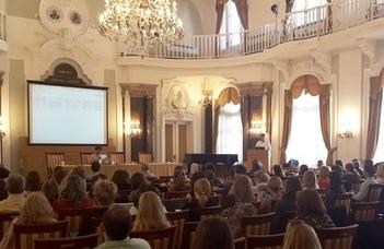 """""""Erasmus Going Digital"""" Conference at ELTE"""