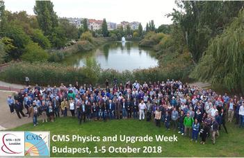 International meeting of particle physicists in Budapest