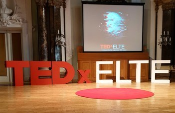 Success, full house at the first TEDxELTE conference