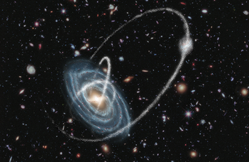 Black hole disks may be hiding in the centers of galaxies