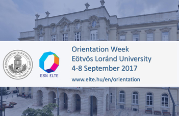 Orientation Week for International Students 2017/2018 Autumn