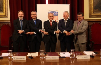 """CHARM-EU including ELTE selected on the first call of the """"European Universities"""" initiative"""