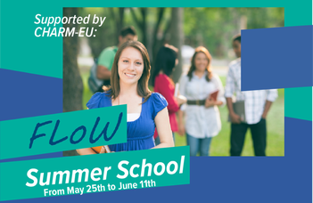 Experience CHARM-EU with the FLOW Summer School