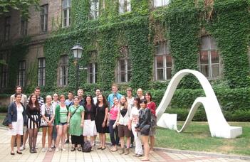 Heidelberg University - ELTE Joint Summer University (2010-2015)