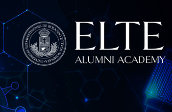 Chapter event - ELTE Alumni Academy: What's new in science lecture series