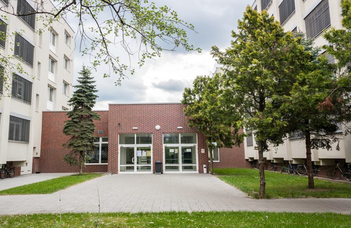 Dormitory waiting list application to the 2021/2022 academic year for international students