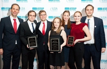 ELTE Law Students among the Best in the world