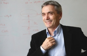 András Lőrincz is ELTE's Innovative Researcher for 2019