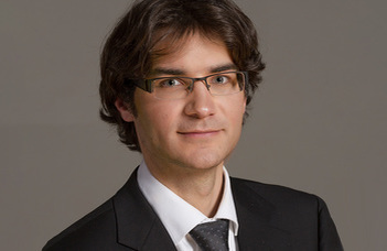 Tamás Szabados is the winner of the Pierre Lalive and John Henry Merryman Fellowship
