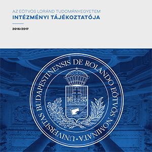 ELTE intézményi tájékoztató
